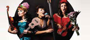ContraEscena. The Funamviolistas (Teatro Luchana)
