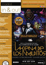 Revista MadridInOut Magazine 101