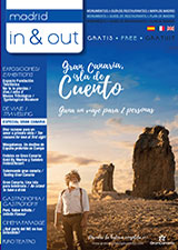 Revista MadridInOut 134 - Junio 2018