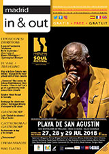 Revista MadridInOut 135 - Julio 2018