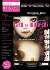 Revista MadridInOut Magazine 50